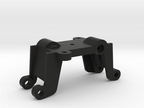 Marui Hunter Front Shock Tower in Black Natural Versatile Plastic