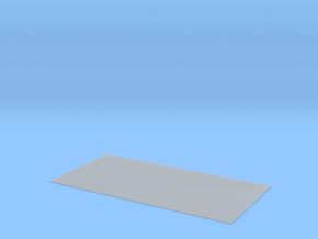 Deck grating 0.7x0.7mm  in Smooth Fine Detail Plastic