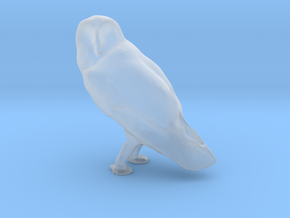 Printle Thing Owl - 1/48 in Smooth Fine Detail Plastic