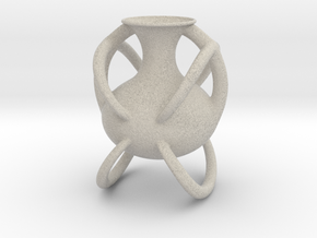 Vase 949am (downloadable) in Natural Sandstone