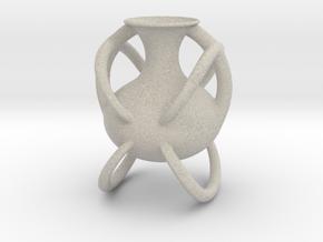 Vase 949am (downloadable) in Natural Sandstone