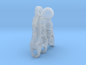Kardatoran Arm Set V2 in Smooth Fine Detail Plastic