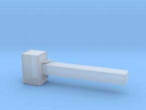 Konsolenläutewerk Baugröße H0 in Smoothest Fine Detail Plastic