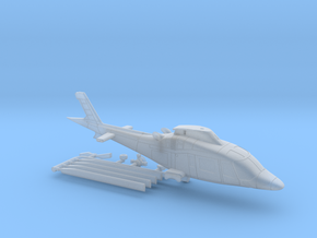 011E A109 1/160 in Smooth Fine Detail Plastic