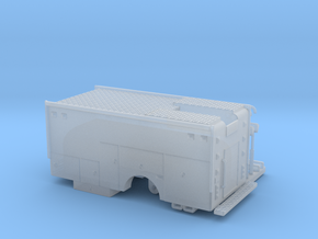 1/160 Rescue/Command Body in Smooth Fine Detail Plastic