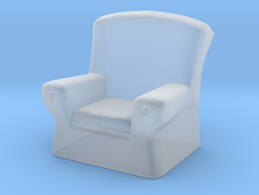 Printle Thing Armchair 07 - 1/43 in Smooth Fine Detail Plastic