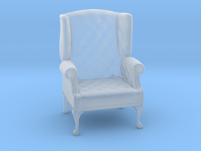 Printle Thing Armchair 08 - 1/43 in Smooth Fine Detail Plastic