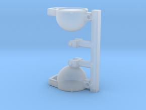 Arbeitsscheinwerfer in Smooth Fine Detail Plastic