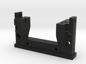 MST CFX CMX Chassis Servo Mount in Black Strong & Flexible