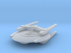 Federation KittyHawk Class VII refit  BattleCruise in Smooth Fine Detail Plastic