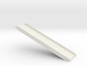 Rampe Auffahrrampe in White Natural Versatile Plastic