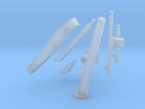 Pick up Kran in Smooth Fine Detail Plastic