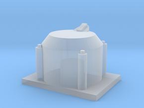 Single Axle Box v.1 1/25 Scale in Smooth Fine Detail Plastic