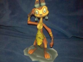 Daxter - 120mm in Full Color Sandstone