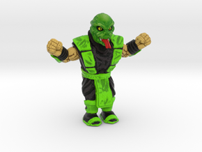 Fatality Reptile 2 in Full Color Sandstone