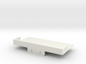 iphone car holder iA in White Natural Versatile Plastic
