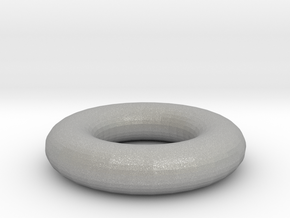 circle ring donut DIY simple in Aluminum