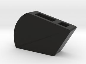 piano_rubber_part in Black Natural Versatile Plastic