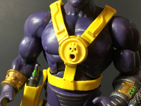 GraySkull Symbol for Mighty Spector 2018 (Qty 2) in Yellow Strong & Flexible Polished