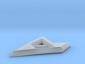 Cyfa Alt Lieutenant Rank Insignia in Smooth Fine Detail Plastic