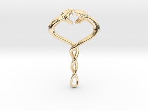 Entangled in 14K Yellow Gold