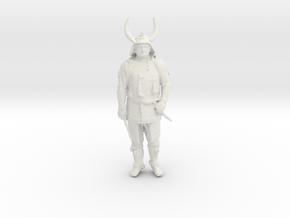 Printle C Homme 1188 - 1/24 - wob in White Natural Versatile Plastic