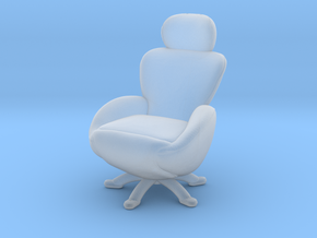 Miniature Dodo K10 Chair - Cassina in Smooth Fine Detail Plastic: 1:48 - O