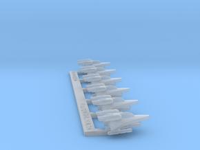 "Omni Scale Gorn G-18K ""Serpent"" Fighters WEM in Smooth Fine Detail Plastic"