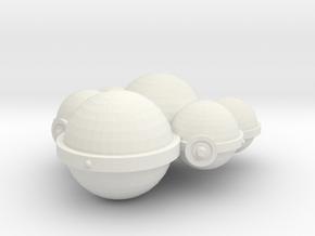 3125 Scale Koligahr Patrol Scout MGL in White Natural Versatile Plastic