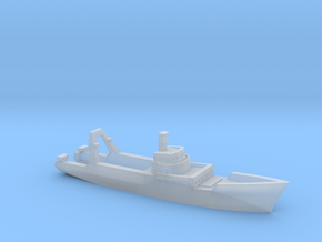 1/1250 Farnella Trawler in Smooth Fine Detail Plastic