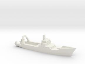 1/1200 Pict Trawler in White Natural Versatile Plastic