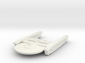 Fast Escort in White Natural Versatile Plastic