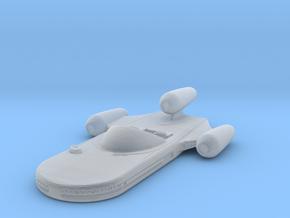 1/144 X-34 Landspeeder in Smoothest Fine Detail Plastic
