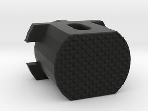 Buttstock release button AGM MP40 in Black Natural Versatile Plastic