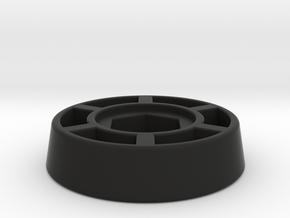 IKEA Galant replacement foot in Black Natural Versatile Plastic
