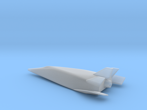 X-24C Hypersonic Research Craft (1977) 1:285 in Smooth Fine Detail Plastic