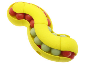 Bananacus in Yellow Strong & Flexible Polished