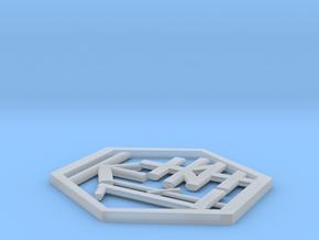 106102344 J.J.X Coaster in Smooth Fine Detail Plastic