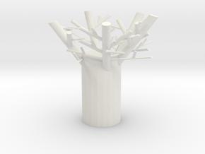 106102344 JJX tree in White Premium Versatile Plastic