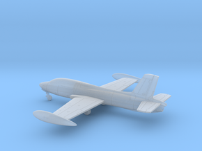 002L MB-326 1/285 Gear Down in Smooth Fine Detail Plastic