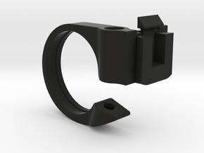 SRM Handlebar Mount 31.8mm in Black Natural Versatile Plastic