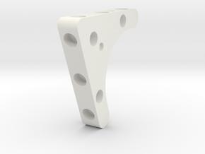 DIY 3.5''x2.5'' Frebird photo frame - Holder in White Natural Versatile Plastic