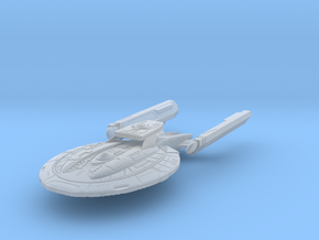 """Federation Titan Class HvyCruise V2  2.6"""" long in Smooth Fine Detail Plastic"""