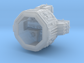 BYOS PART ENGINE ION in Smooth Fine Detail Plastic