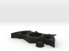 Batman spinner in Black Natural Versatile Plastic
