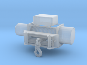 Winch Offroad Type2 - 1/10 in Smooth Fine Detail Plastic