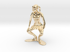 jeanette Vampire The Masquerade Bloodlines in 14k Gold Plated Brass