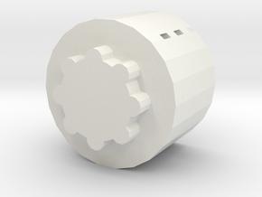 104102152 in White Natural Versatile Plastic