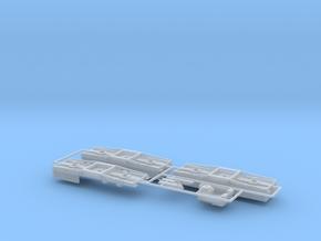 1:220 PKP Energetyka Warynski K-611  in Smoothest Fine Detail Plastic