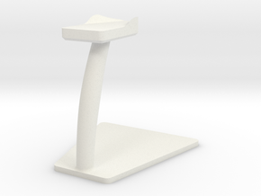 Stand For BFR Chomper  in White Natural Versatile Plastic